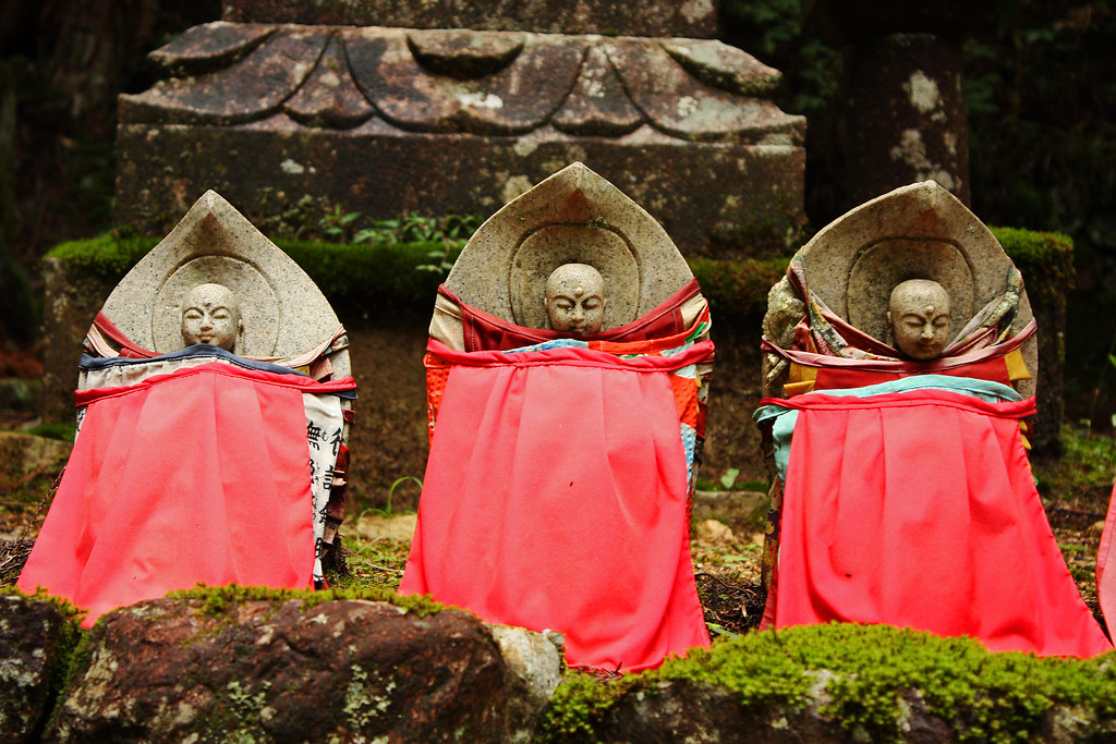สุสาน Okuno-in, Koyasan