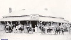 Butchers Shop,  Samuel Churches