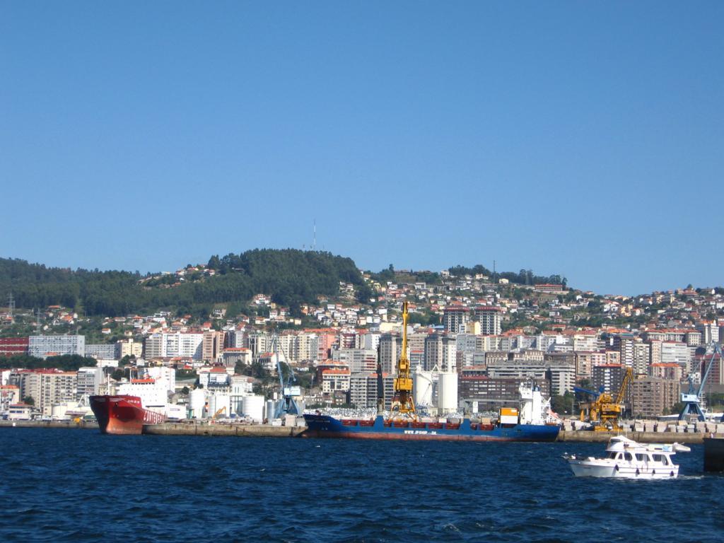 Vigo spain skyscrapercity - Inmobiliaria quesada vigo ...