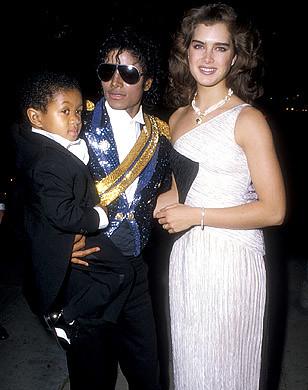 Emmanuel Lewis Michael Jackson And Brooke Shields Flickr