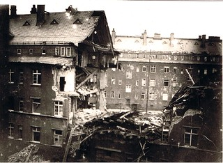 Bombentreffer Wartburgstraße
