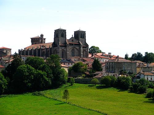 La Chaise Dieu en Auvergne