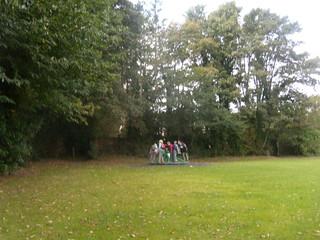Misuse of playground equipment