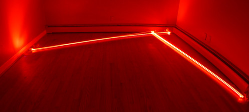 roomba red led & incense burning