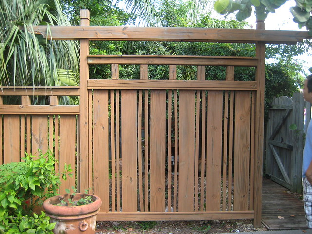 Wooden Privacy Fence Styles
