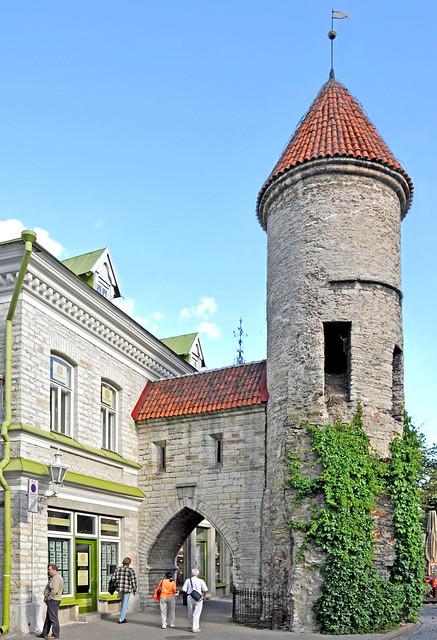 Estonia_1583 - Viru Gates