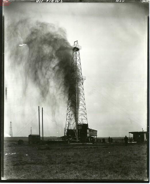 Oil GusherOil Well Gusher