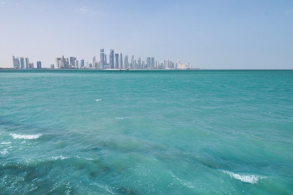 Doha Corniche by christian.senger