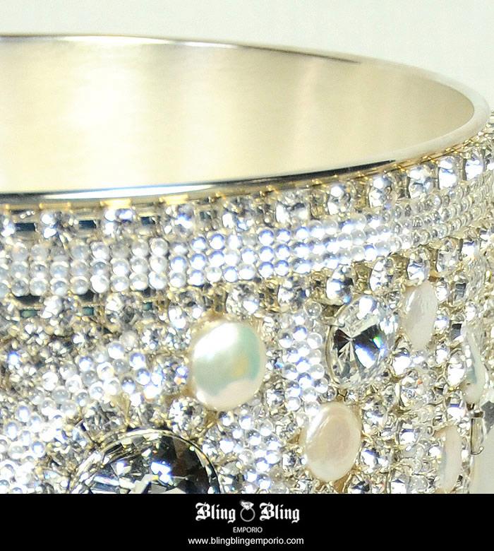 Swarovski Crystal Home Decor Champagne Bucket Flickr Photo Sharing