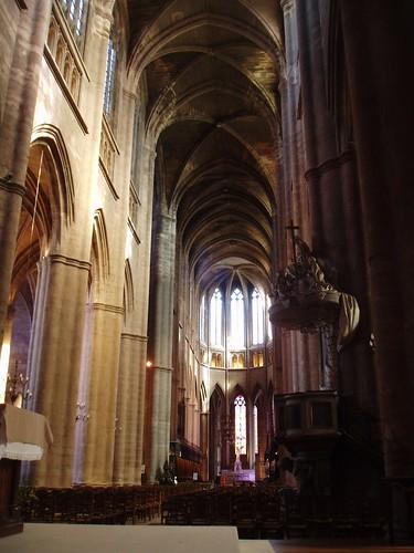 france cathedral gothic aveyron rodez cathedraledenotredame