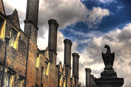 Cambridge United Kingdom dalla vita di E.M. Forster