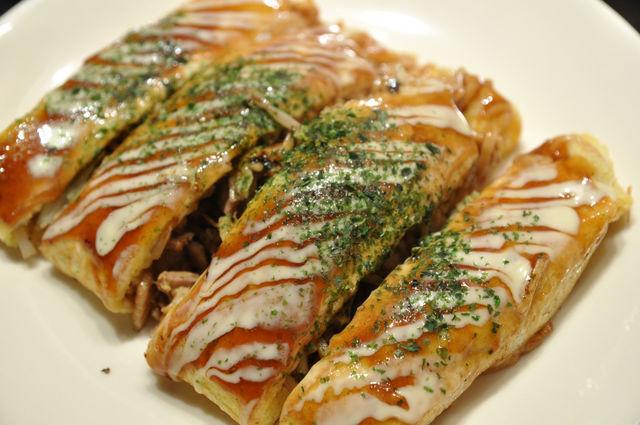 気分屋DINING 笑和 大阪燒居酒屋-蛋包燒麵