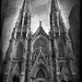 St. Patrick's Cathedral, NYC 2007 by austinmann