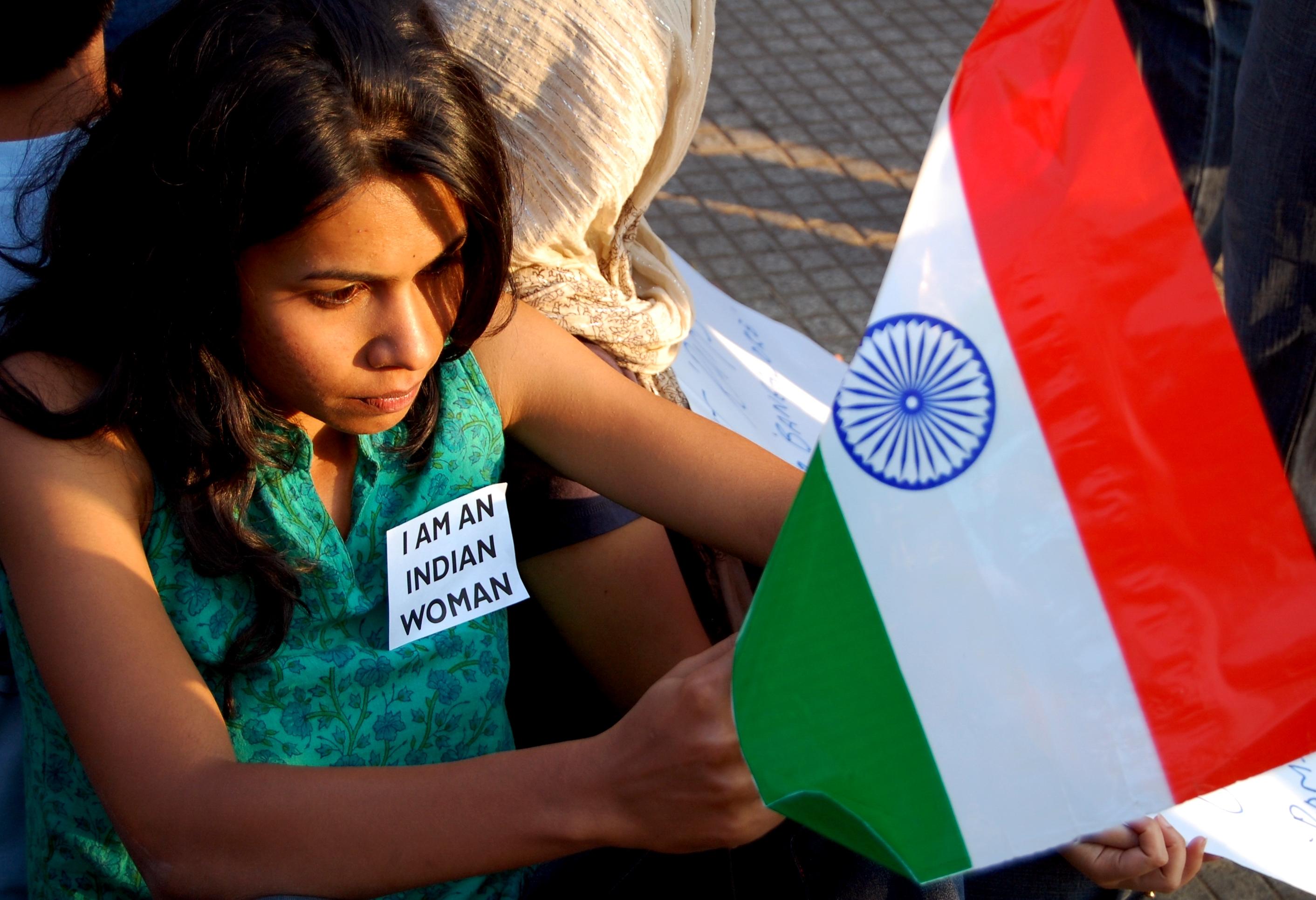 Dżihad kotra różowe majteczki młode Hinduski walczą o swoje prawa