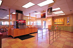 Wendy's Interior - N. Pima Road, Scottsdale AZ