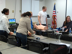 Emergency Medicine Interest Group (EMIG), Boonshoft School of Medicine, Dayton, Ohio, First Aid