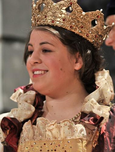 queen gertrude