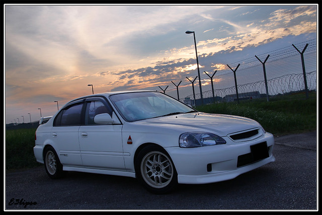 honda civic ek3 flickr photo sharing. Black Bedroom Furniture Sets. Home Design Ideas