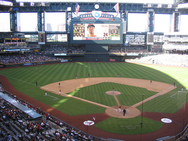 Chase Field from Flickr via Wylio