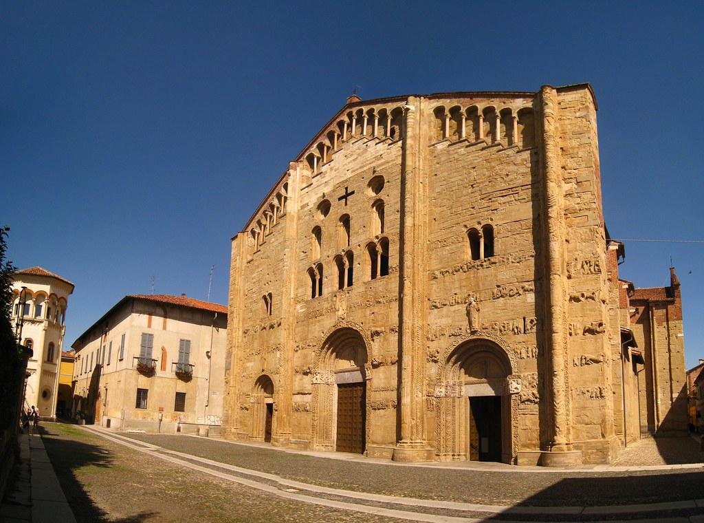 San Michelle Maggiore, Pavía