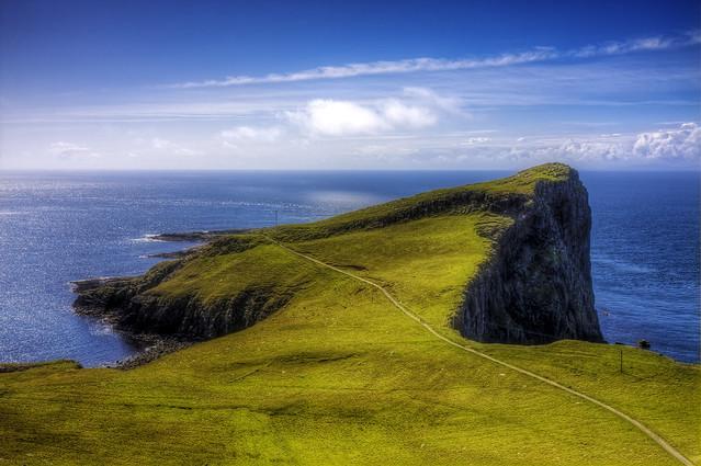 Bezienswaardigheden Schotland Top 10 - Nr 4 Neist Point, Glendale, Isle of Skye
