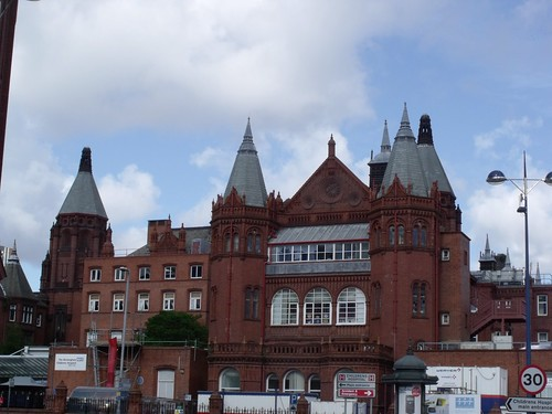 Birmingham Children's Hospital (former General Hospital), Birmingham