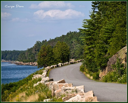 The Somes Sound Road (Credit: Tony Fischer Photography on Flickr.com)