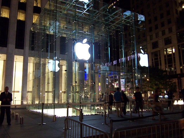 nyc apple store