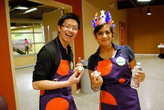 The awesome Children's Museum volunteers