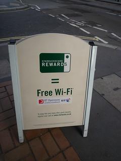 'free wifi' by Ambernectar 13
