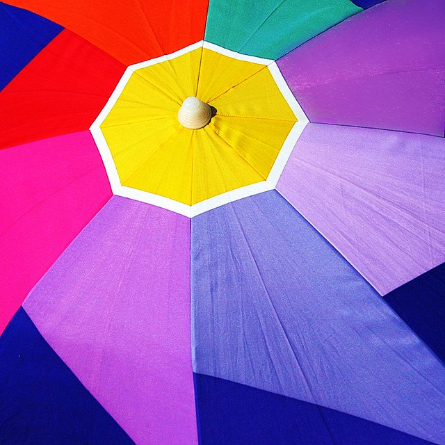 My Beach Umbrella