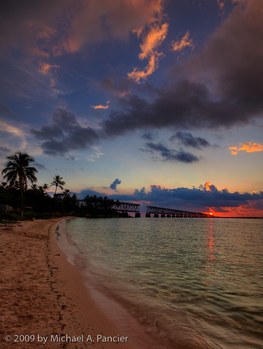 Sunset at Bahia Honda
