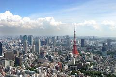 Tokyo Cityscape - 01