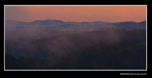 autumn fog sunrise georgia forsyth lakelanier lakesidneylanier cummingga