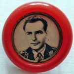 Gherman Titov Commemorative Pin