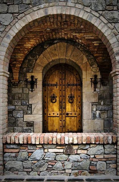 Castle Door Flickr Photo Sharing