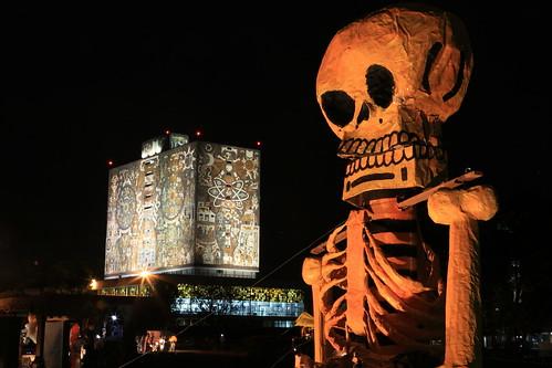 Megaofrenda UNAM