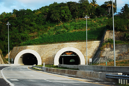 road new two twins nikon puertorico great tunnels 55200mm maunabo d40x etroncoso