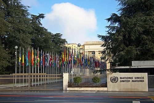 La sede dell'ONU