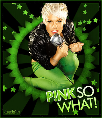 P!nk So What