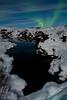 Aurora borealis by Hrönn Thorarensen (NinnaK)