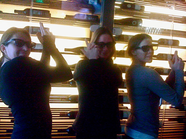 @TheAdnostic, @Ang and @Eris: Geeks in 3D February 8, 2009.
