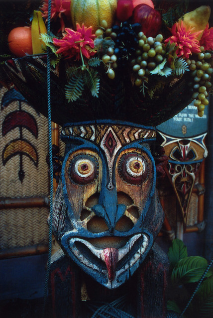 Rongo, God of Agriculture, 1960s