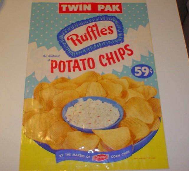 Ruffles Potato Chips | Flickr - Photo Sharing!