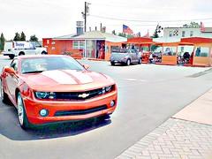stock car racing(0.0), auto show(0.0), chevrolet(1.0), automobile(1.0), automotive exterior(1.0), wheel(1.0), vehicle(1.0), automotive design(1.0), bumper(1.0), land vehicle(1.0), chevrolet camaro(1.0), muscle car(1.0), coupã©(1.0), sports car(1.0),