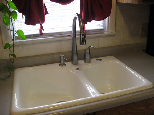 finally - Eljer Kitchen Sinks