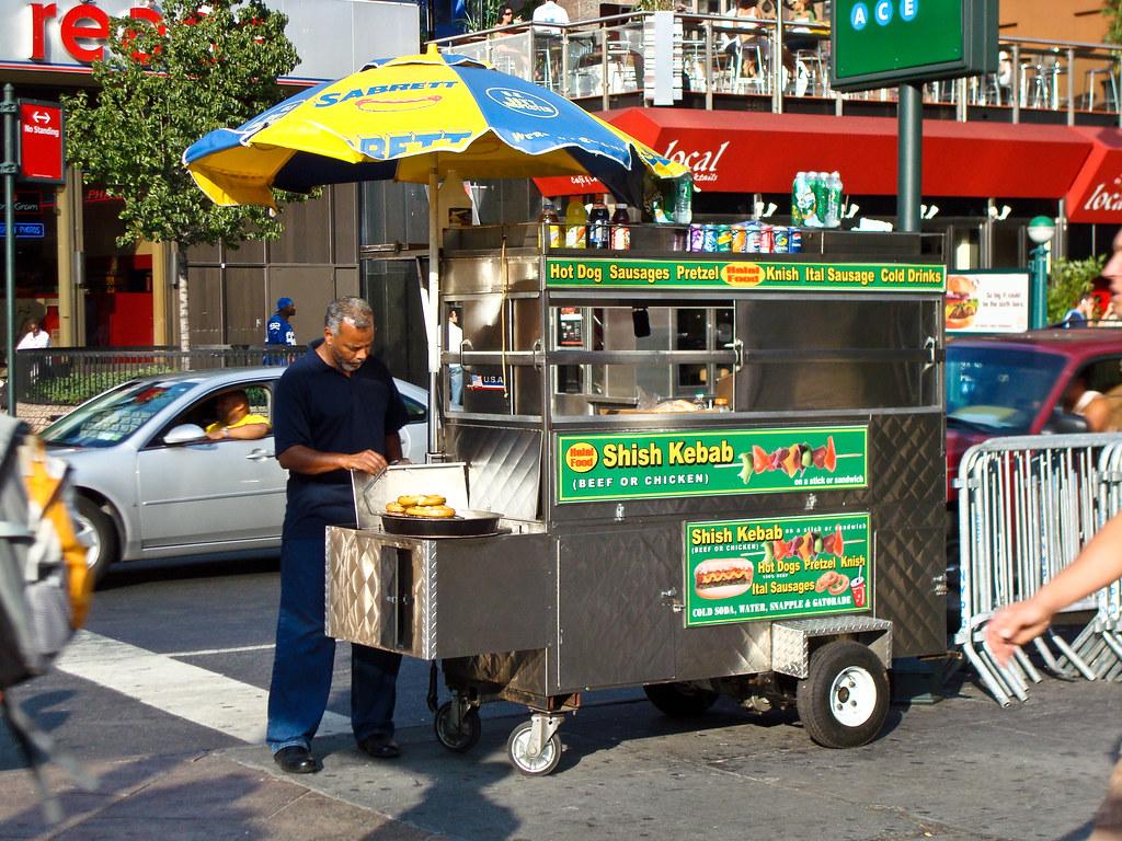 Iconos de comida rapida imagui - Callejero manhattan ...