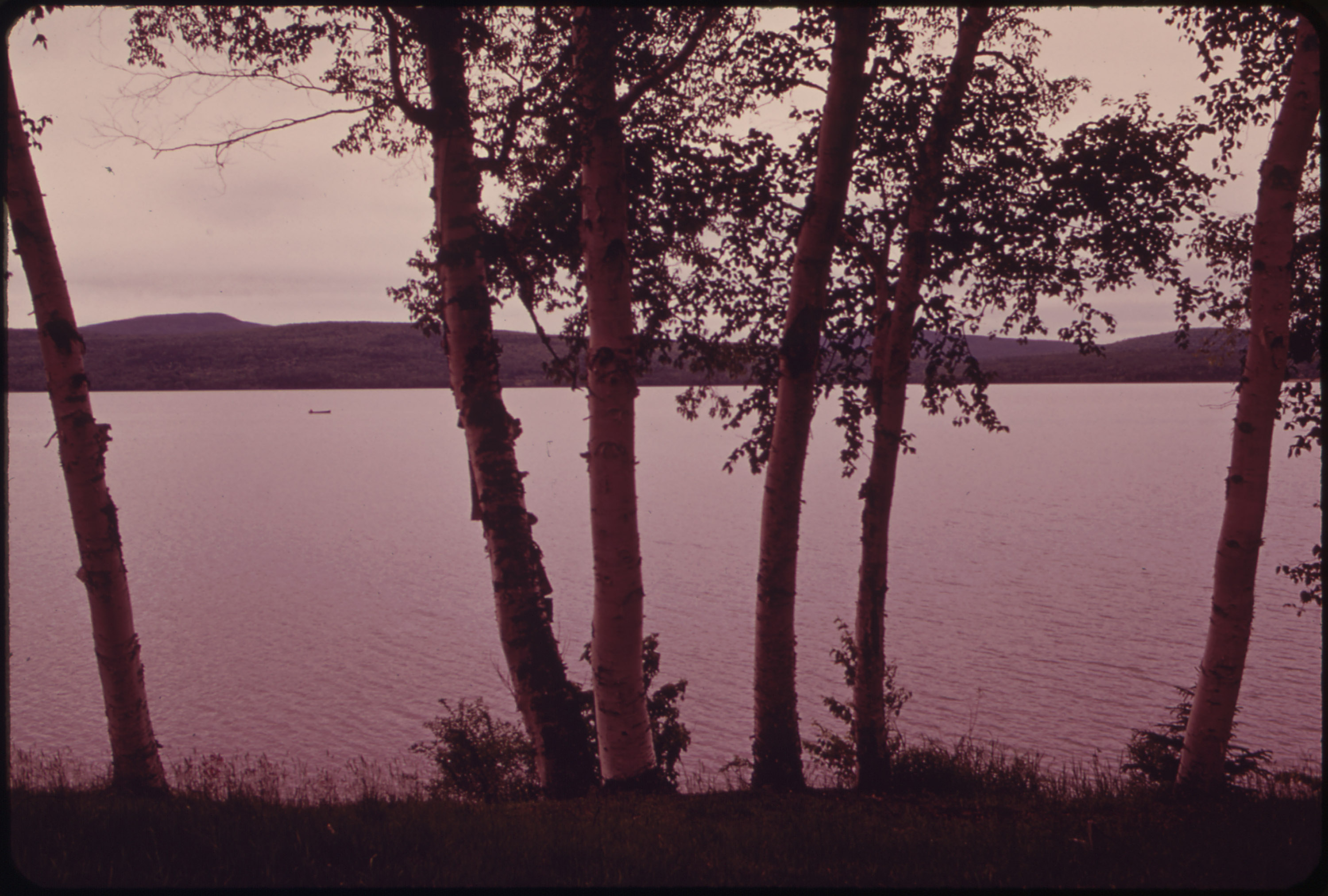 Rangeley Lake, North Shore - Mingo Springs Area 06/1973