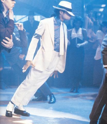 Michael Jackson smooth criminal 45 degree lean