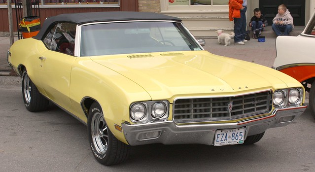 1970 Buick Skylark Custom convertible | Flickr - Photo Sharing!